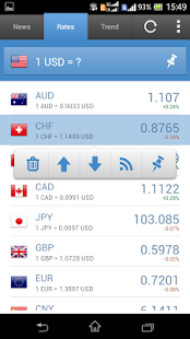 Currency Exchange Rates- screenshot thumbnail