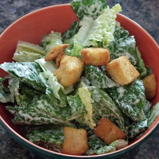 Creamy Garlic Parmesan Salad Dressing Recipes.