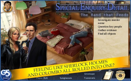 Special Enquiry Detail - screenshot thumbnail