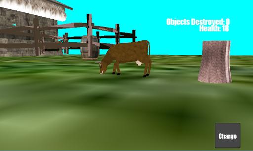 Mayhem Cow