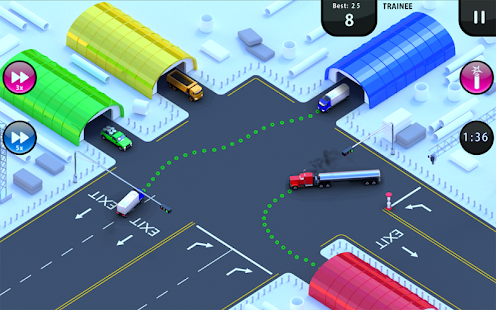 Truck Traffic Control- screenshot thumbnail