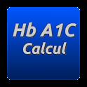 HbA1c Calc logo