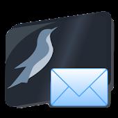 Aquz Mailer Theme Black