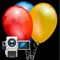 Happy Birthday Video Share App icon