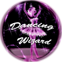 Dancing Wizard GO EX Themes icon