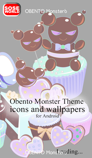 Obento Monster theme 6