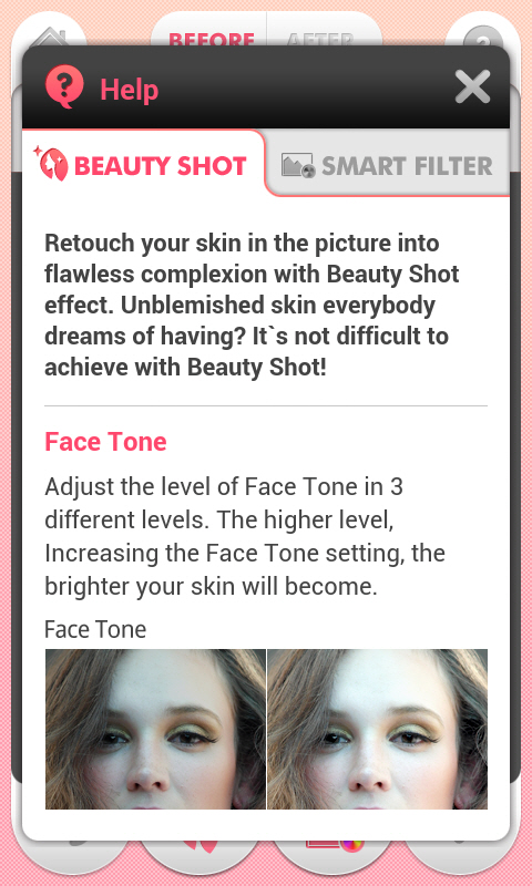 Beauty Studio - Photo Editor- screenshot