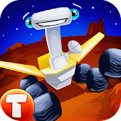 Kids vehicles: mars rover FREE