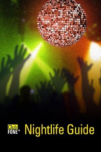 ClubFONE Nightlife Guide - screenshot thumbnail