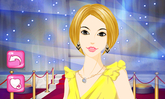 Screenshot of Beauty Salon - Girls Games