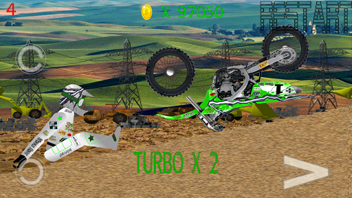 Pro MX Motocross Screenshot