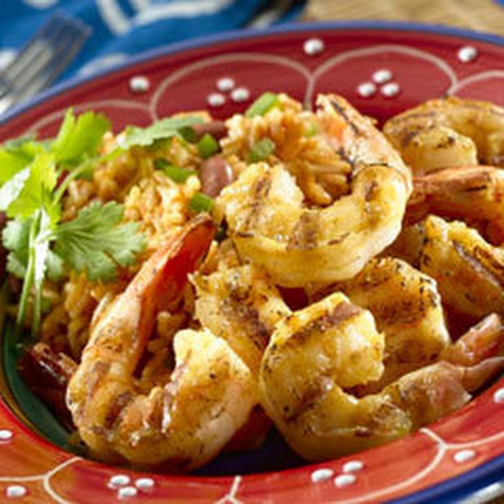 Smokey Garlic BBQ Shrimp Recipe