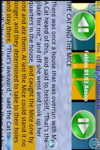 Reading Bee English - screenshot