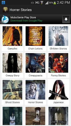 Horror Stories 100+