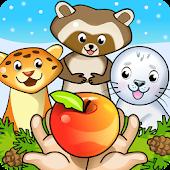 Zoo Playground: Kids game set
