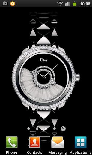 Dior Desktop Watch