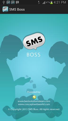 SMS Boss