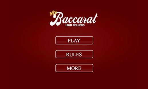 My Baccarat 博奕 App-癮科技App