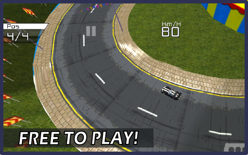 Sprint Driver, a Free Racing Game and for Practically Any Android