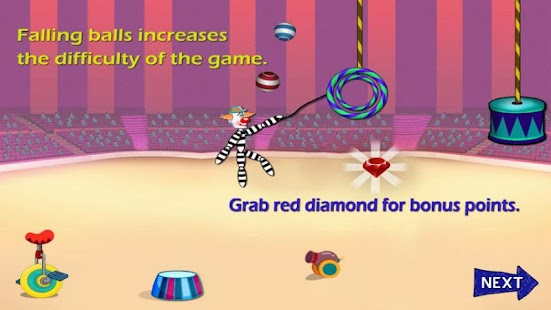Rope Stunt in Circus - screenshot thumbnail