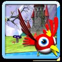 Floppy Bird 3D icon