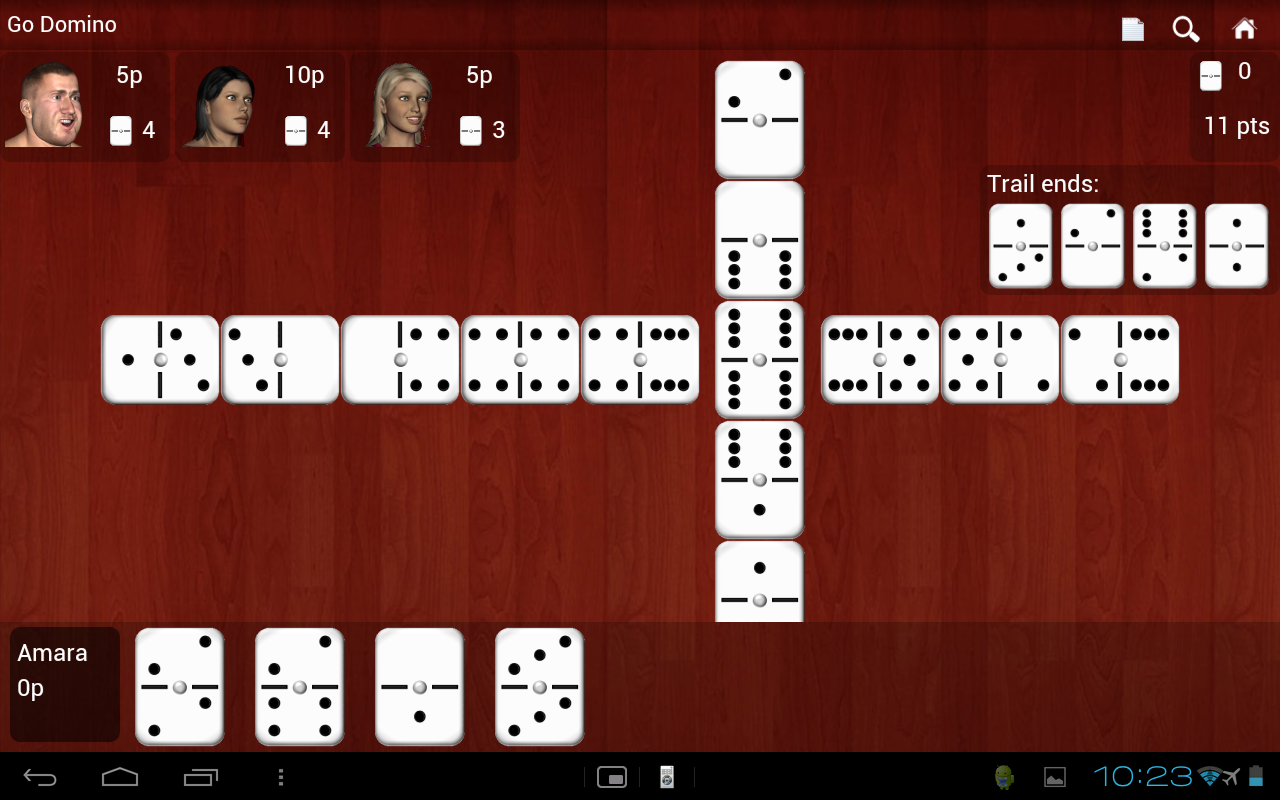 Go Domino- screenshot
