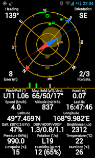GPS Status & Toolbox - screenshot thumbnail