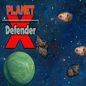Planet Defender X Asteroids