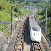 Train Puzzle:Kyushu Shinkansen