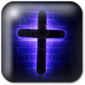 Jesus & Cross Live Wallpaper logo