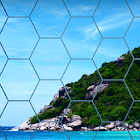 Abubu Azulejos Live Wallpaper icon