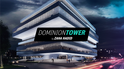 Zaha Hadid Dominion Tower