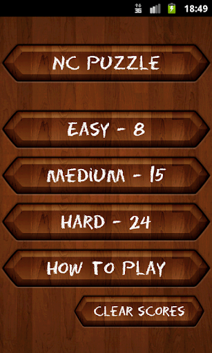 【免費解謎App】NC Puzzle 15-APP點子