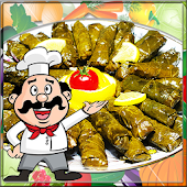 Turkish Stuffed Grape Leaves
