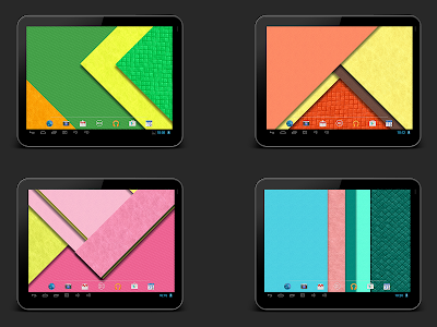Material Style Tiles LWP PRO v1.0.0