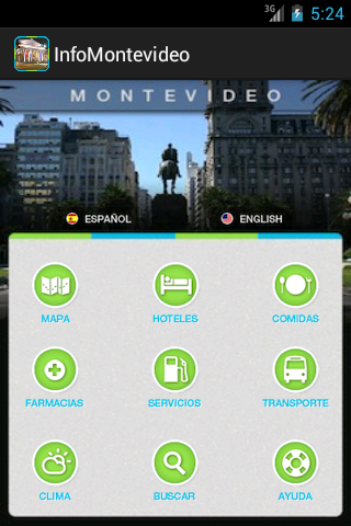 Montevideo Tourist Guide 1.0