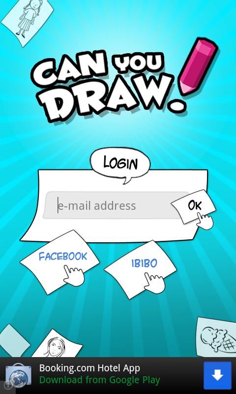 Can You Draw - screenshot