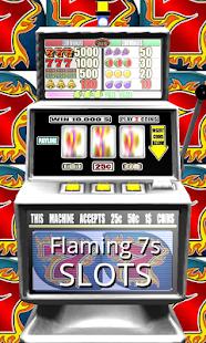 3D Flaming 7s Slots - Free