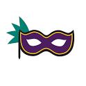NOLA.com: Mardi Gras icon