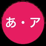 Hiragana Katakana Table