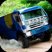 Russian Hill Climb Truck