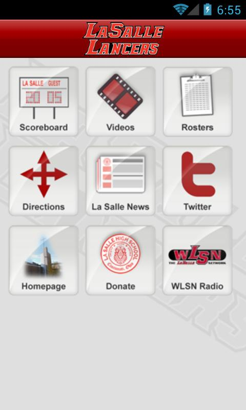 La Salle Lancers- screenshot