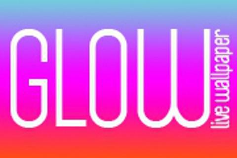 Glow Live Wallpaper- screenshot