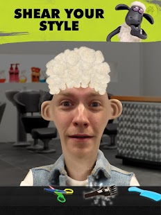 Shaun the Sheep Top Knot Salon- screenshot thumbnail