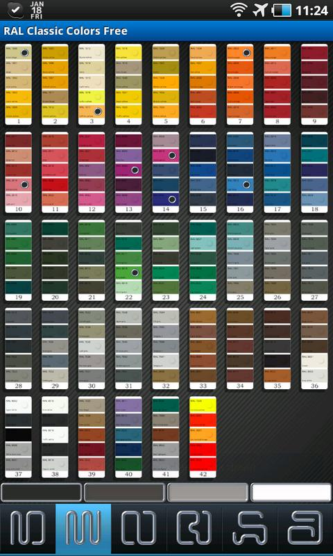 Ral Classic Colors Free – Android Apps On Google Play