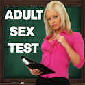 Adult Sex Test logo