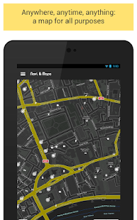 GPS Navigation & Maps - light - screenshot thumbnail