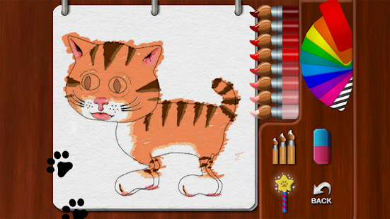 Paint My Cat - screenshot thumbnail