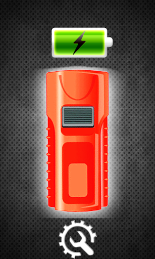 Sparking Mobile Torch