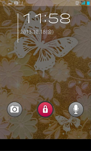 無料个人化Appのきせかえ壁紙☆Butterfly HotApp4Game